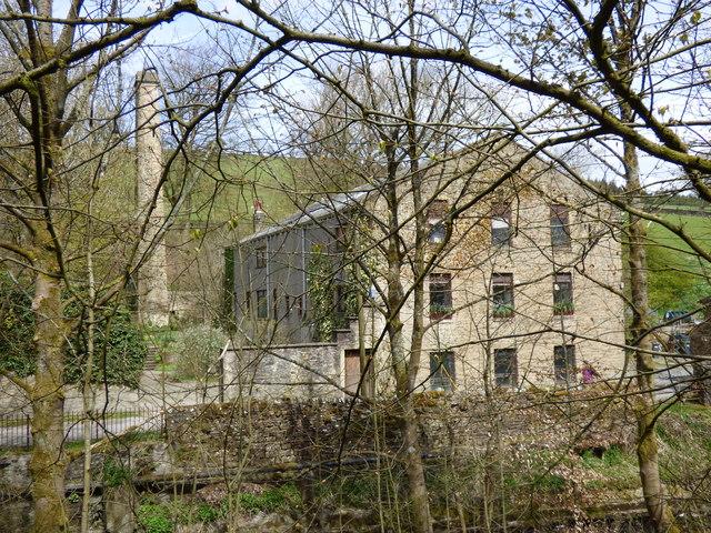 Barley: Narrowgate Mill