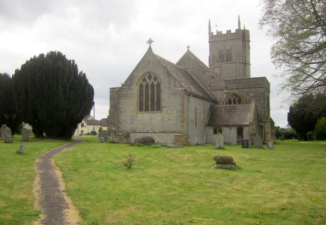 St Mary's Church, Chedzoy