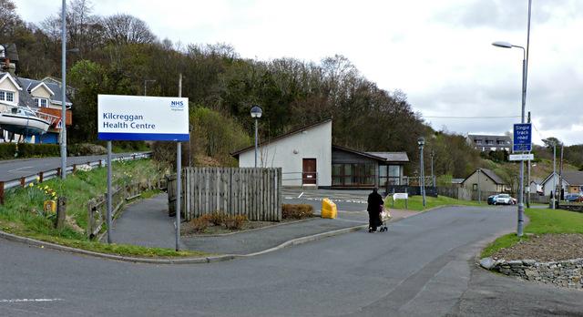 Kilcreggan Health Centre