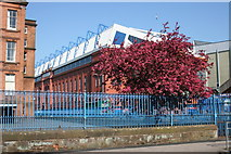 NS5564 : Ibrox Stadium by Richard Sutcliffe