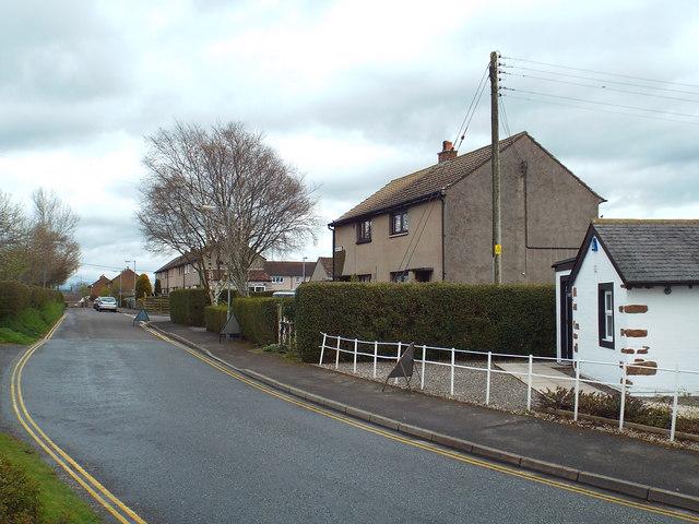 Bensmoor Road, Gretna Green