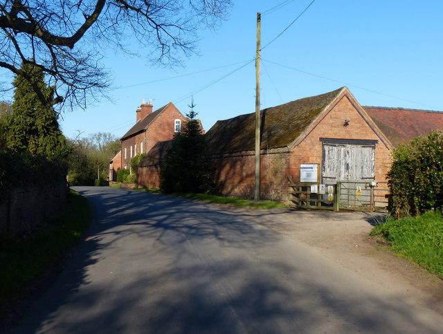 Park Farm in Stareton