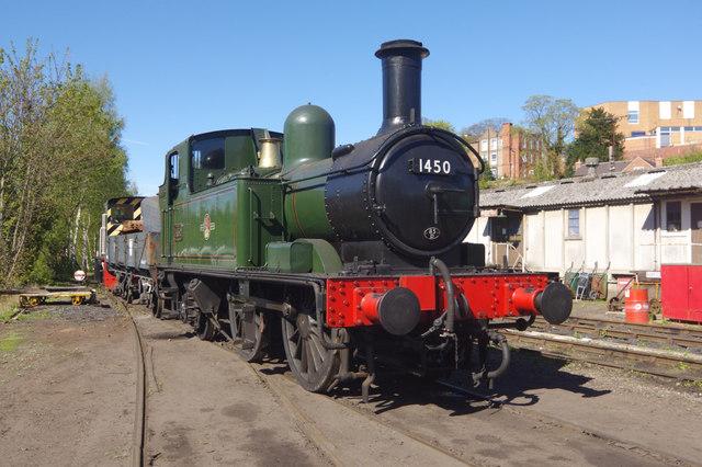 1450 at Bridgnorth