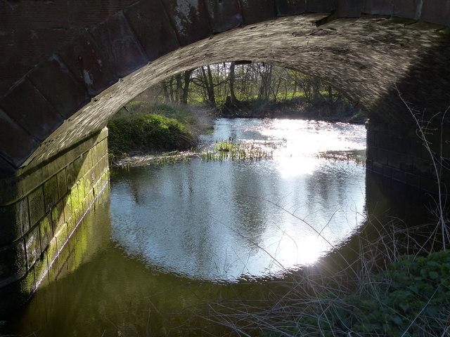 River Avon at Cloud Bridge