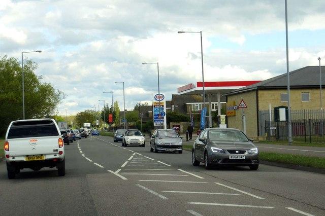 Dorcan Way in Swindon