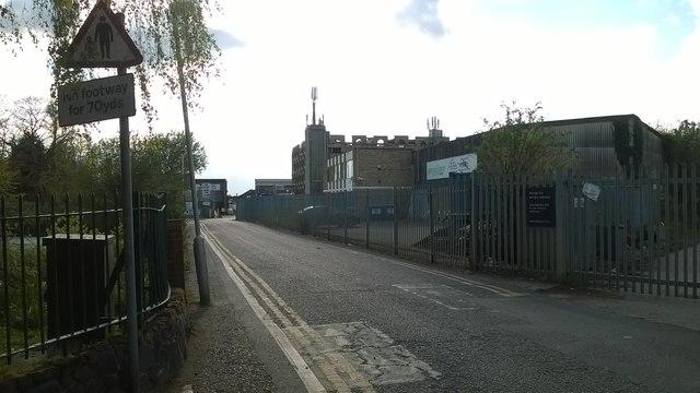 Mill Lane, Waddon
