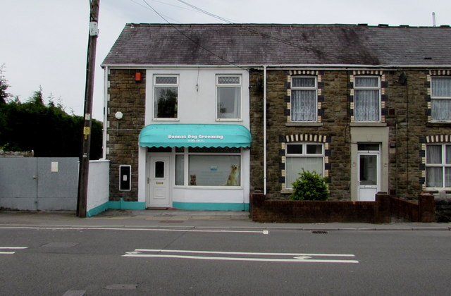 Donna's Dog Grooming parlour, Ammanford