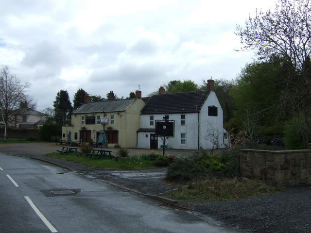 The Black Bull Inn, Lowick