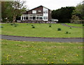 SN6212 : Tegfan Residential Home, Ammanford by Jaggery