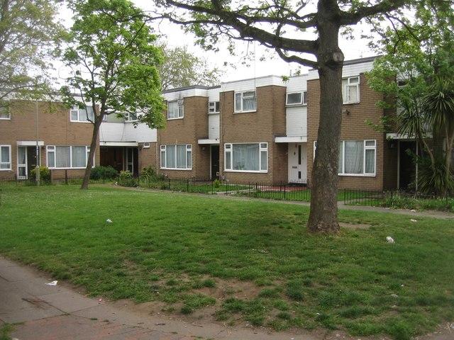 Housing off Bracklesham Close