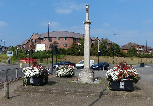War memorial in Walsgrave on Sowe