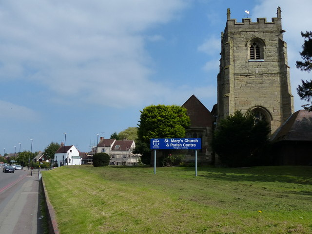 St. Mary's Church, Walsgrave on Sowe