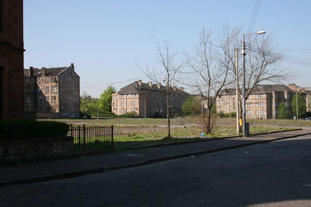 Rhynie Drive & Hinshelwood Drive, Ibrox