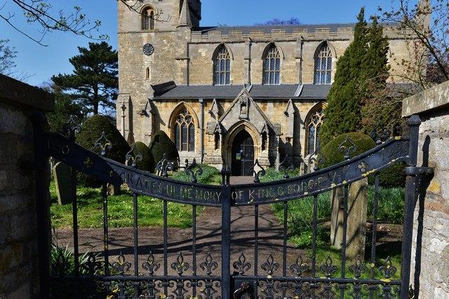 Welbourn: St Chad's Church