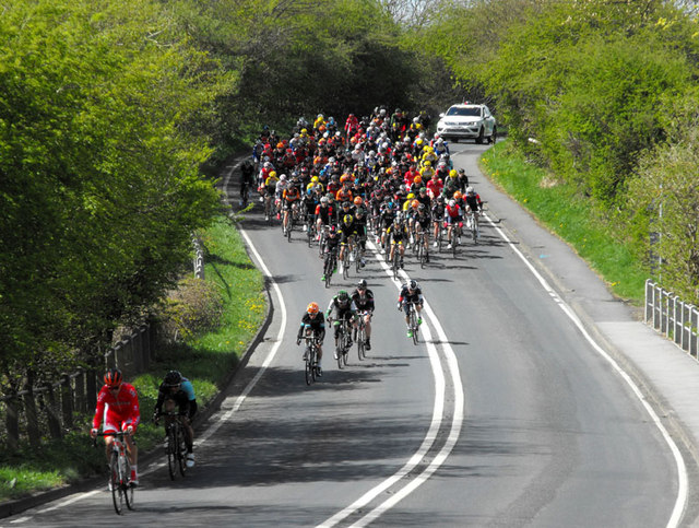 Tour de Yorkshire 2015 - an early break