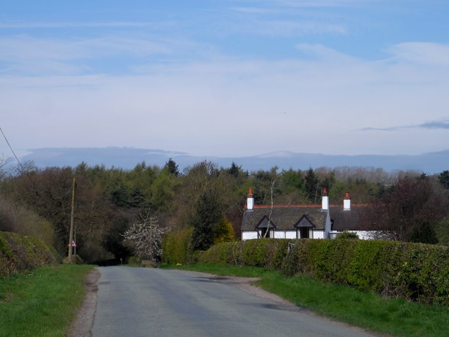 Near Blackbrook Farm