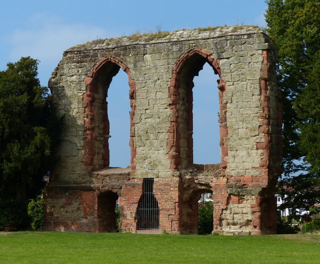 Caludon Castle in Coventry