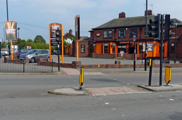 The Coventry Oak in Wyken, Coventry