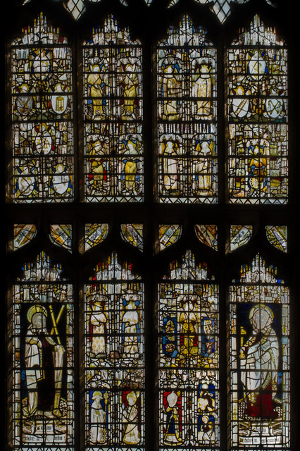 Window S.1, Great Malvern Priory