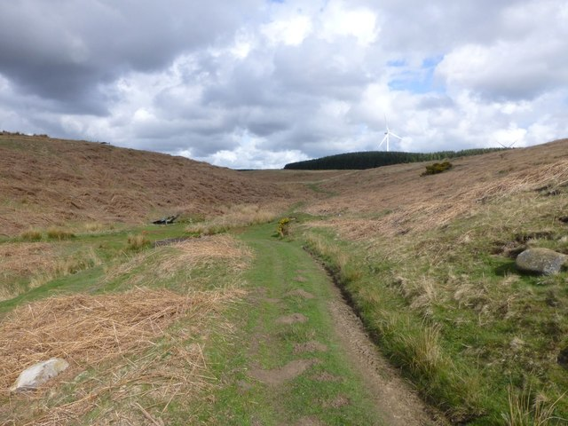 On the track to Hagdon