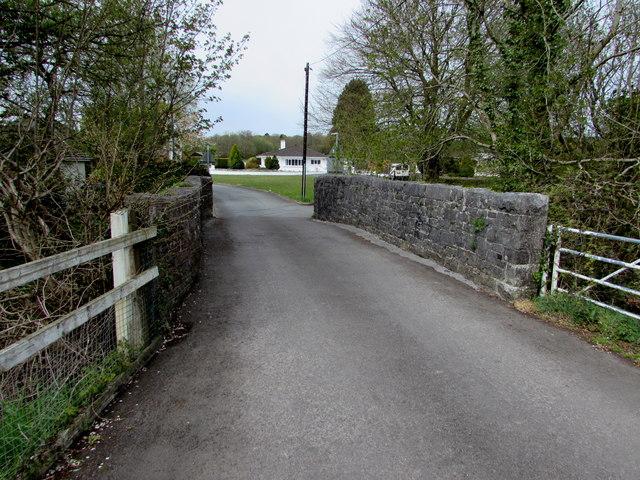 Bridge over Afon Marlas, Llandybie