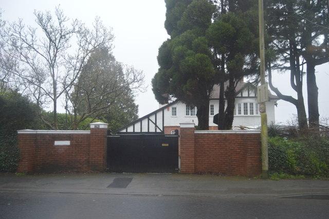 House on Tavistock Rd