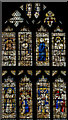 SO7745 : Window S.2, Great Malvern Priory by Julian P Guffogg