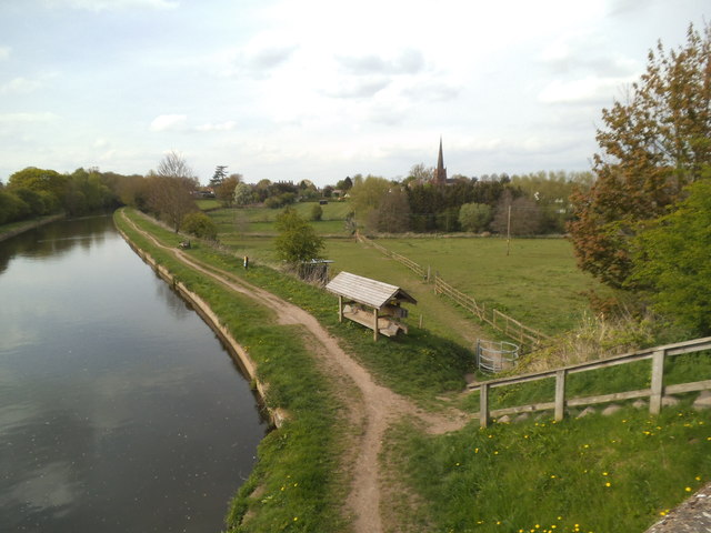 Brewood Towpath