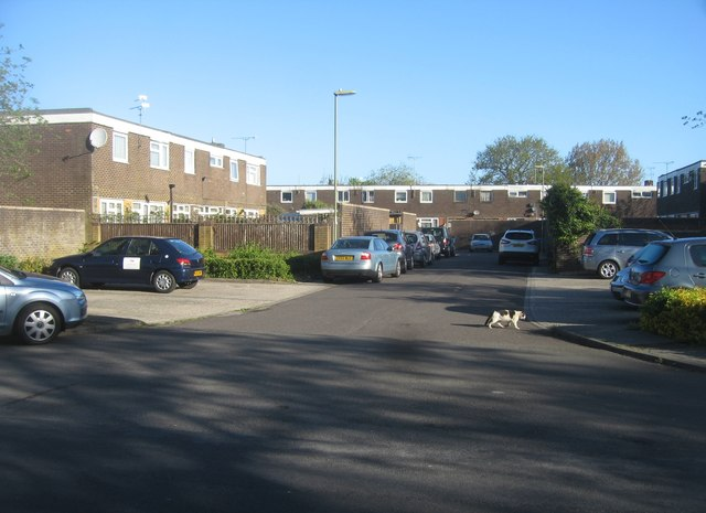 Residents parking - Chaucer Road