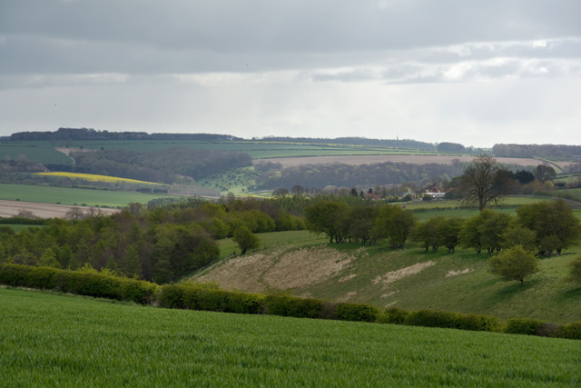 East of Church Lane, near Fimber, E Yorks