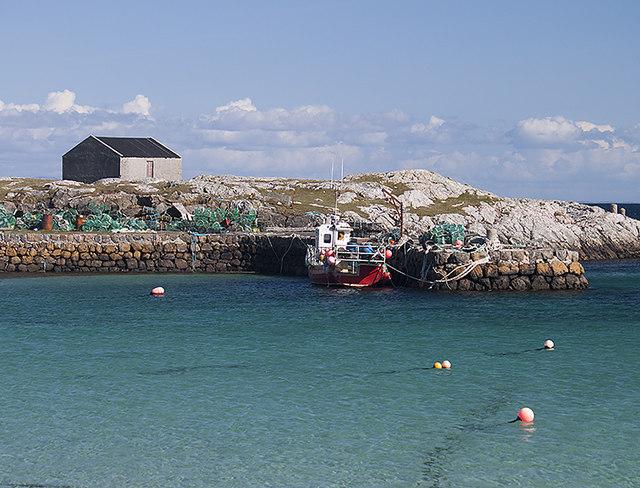Harbour, Scarinish