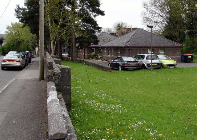 Swn-y-Gwynt Resource Centre, Ammanford