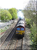 ST0207 : Railtour at Cullompton by Gareth James