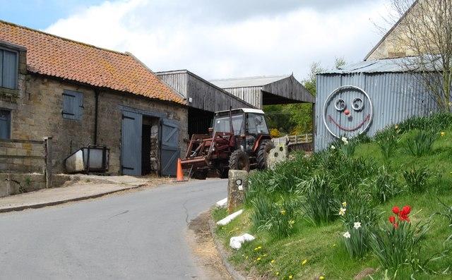 Happy farming at Egton Banks