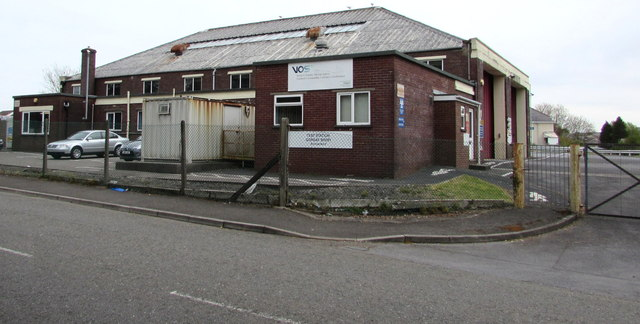 Former VOSA Test Station, Ammanford