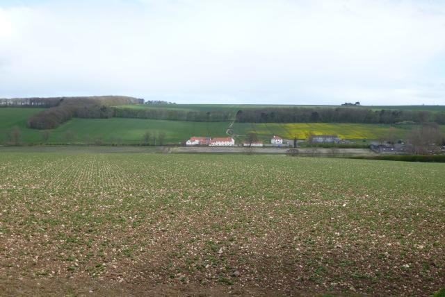 Towards Eastfield Farm