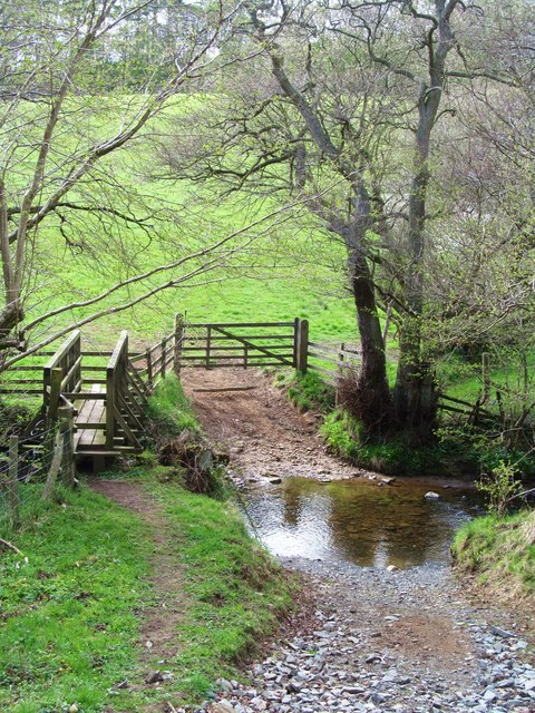 Crossing Stonegate Beck