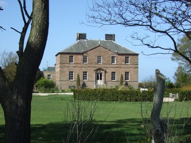 Newton Hall, Newton-by-the-Sea