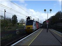 NT9953 : Berwick-on-Tweed Railway Station by JThomas