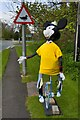 SE9359 : Minnie-cycle, Wetwang, E Yorks by Paul Harrop
