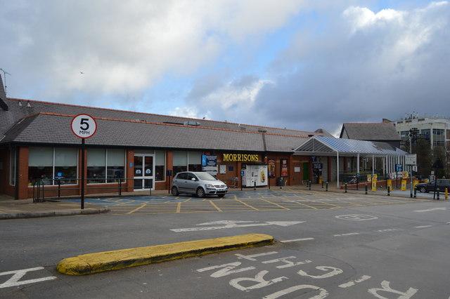Morrisons, Upper Bangor