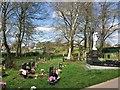 SJ8645 : Stoke (Hartshill) Cemetery (2) by Jonathan Hutchins