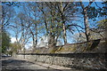 NJ9308 : Chanonry wall... by Bill Harrison