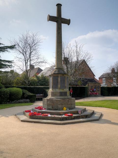 Stratford-Upon-Avon War Memorial