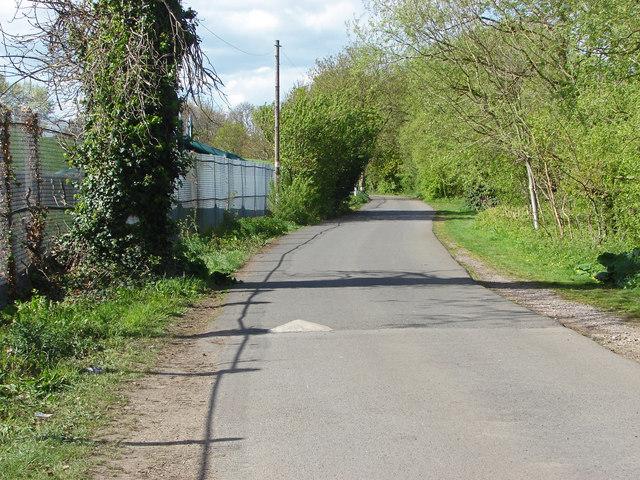 Access Road, Desborough Island