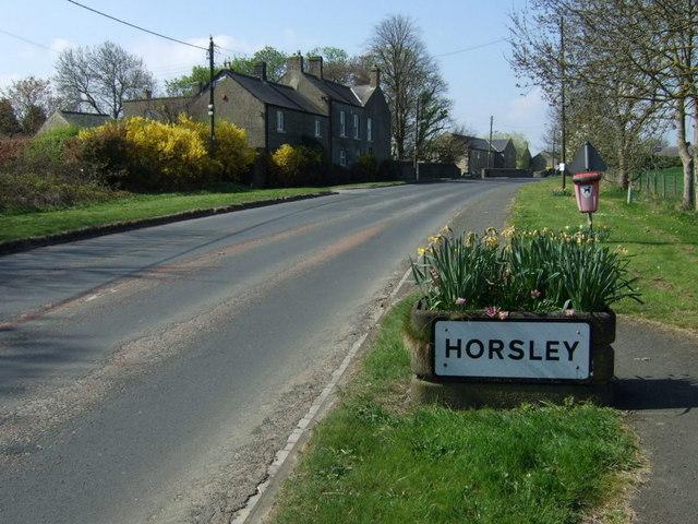 Horsley, Northumberland