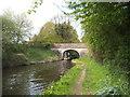 SJ8907 : Chillington Canal Bridge by Gordon Griffiths
