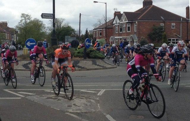 Tour de Yorkshire - women's race