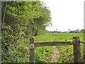 SJ8706 : Staffs Way View by Gordon Griffiths