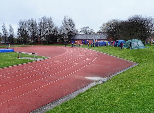 Monkseaton Athletics Track